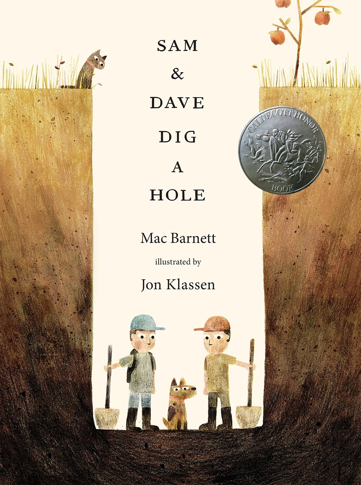 Writing With First Graders: Sam and Dave Dig a Hole